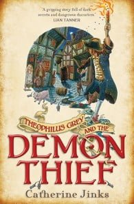 Theophilus Grey and the Demon Thief