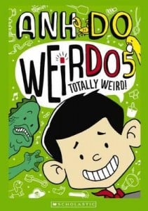 Totally Weird (WeirDo #5)