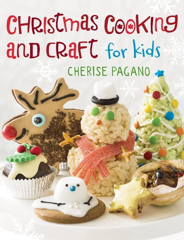 GIVEAWAY: Christmas Cooking and Craft for Kids