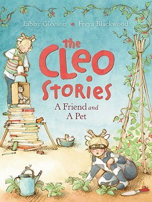 GIVEAWAY: The Cleo Stories: A Friend and a Pet