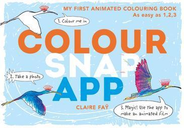 GIVEAWAY: Colour, Snap, App!