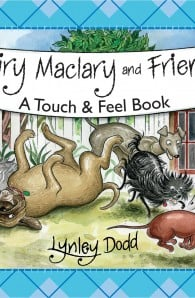 Hairy Maclary and Friends touch and feel book