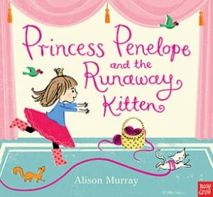 Princess Penelope and the Runaway Kitten