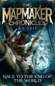 The Mapmaker Chronicles #1: Race to the End of the World