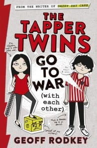 Tapper Twins Go to War (With Each Other)