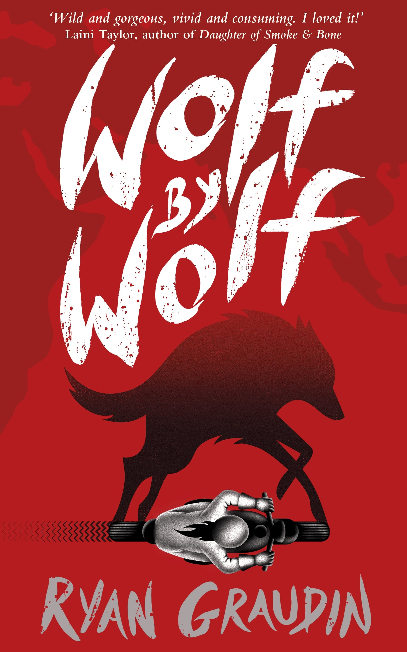 One of the Most Intriguing and Heart-Stoppingly Exciting YA Books We've Read in a Long Time: 'Wolf by Wolf'