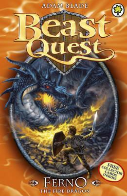 Fenro the Fire Dragon (Beast Quest 1)