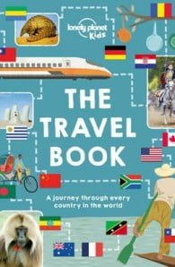 Lonely Planet Kids Travel Book: Mind-Blowing Stuff on Every Country in the World