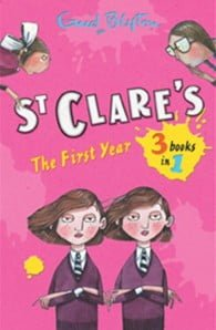 St Clare's The First Year (3 books in 1)