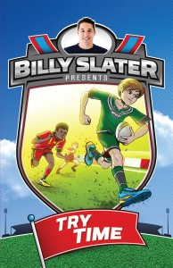 Try Time (Billy Slater Presents 1)