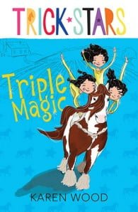 Triple Magic (Trickstars 1)