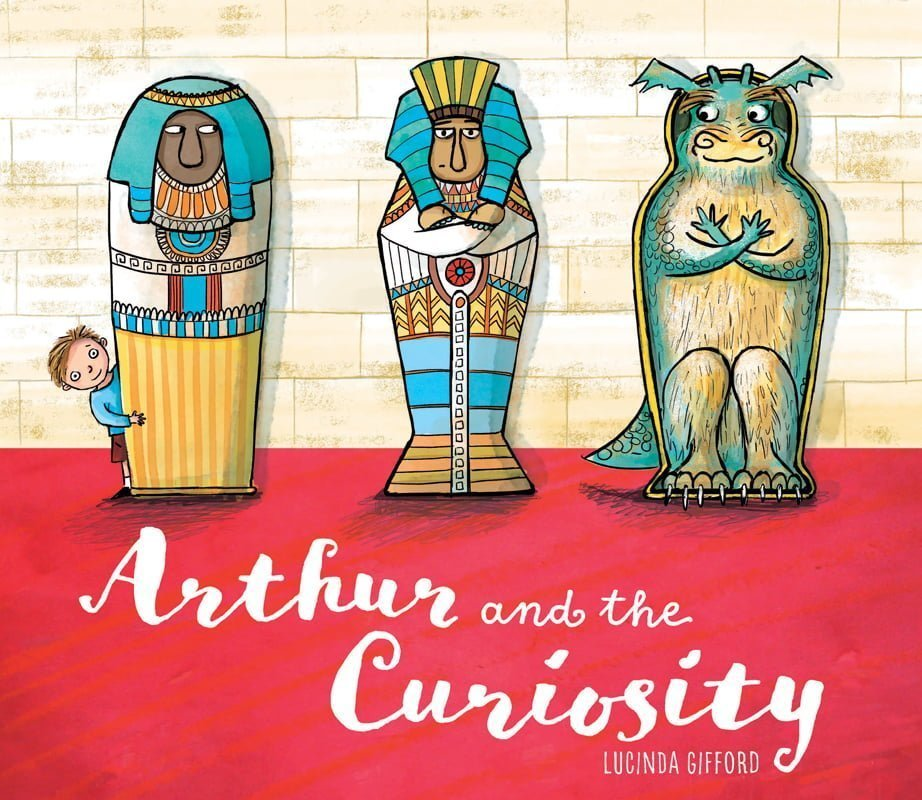 GIVEAWAY: Arthur and the Curiosity