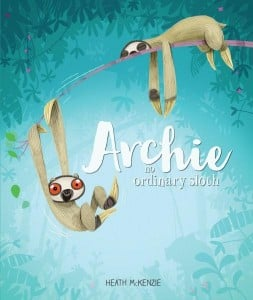 Archie - No Ordinary Sloth