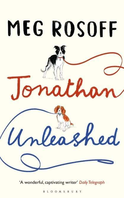Book of the Week: Jonathan Unleashed by Meg Rosoff
