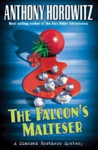 The Falcon's Malteser (Diamond Brothers 1)