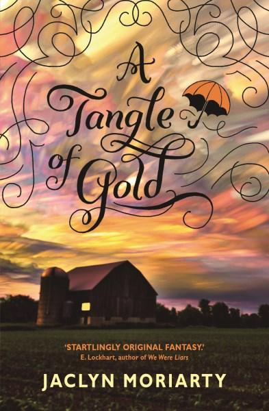 A Tangle of Gold (Colours of Madeleine #3)