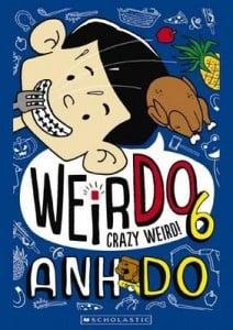 Crazy Weird! (Weirdo #6)