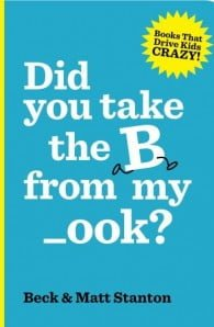Did You Take the B from My _ook?