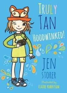 Truly Tan Hoodwinked (Truly Tan #5)