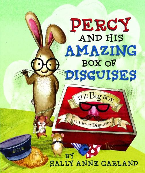 Percy and the Amazing Box of Disguises