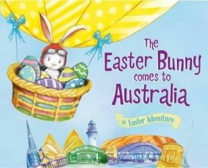 The Easter Bunny Comes to Australia