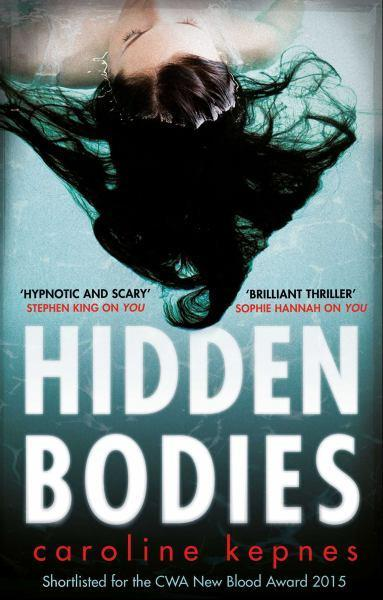 Hidden Bodies Author Caroline Kepnes on Scaring Stephen King