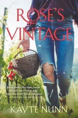 Book of the Week: Rose's Vintage by Kayte Nunn