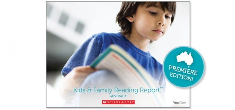 The Importance of Choice and Why You Should Keep Reading Aloud: Findings from Scholastic Australia's Inaugural Reading Report.