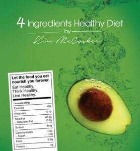 4 Ingredients Healthy Diet