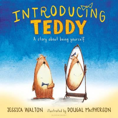 GIVEAWAY: Introducing Teddy