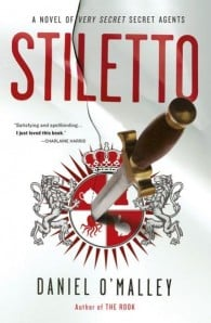 Stiletto (The Rook #2)