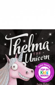 Thelma the Unicorn with the Unicorn Horn