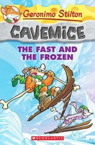 The Fast and the Frozen (Cavemice #4)