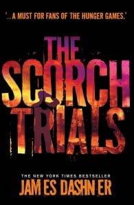 The Scorch Trials (The Maze Runner #2)