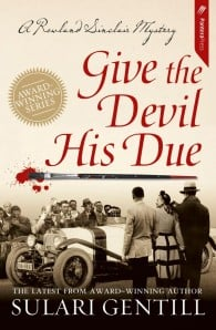 Give the Devil His Due (The Rowland Sinclair Mystery Series Book #7)
