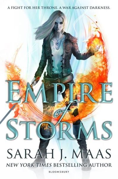 Book of the Week: Empire of Storms by Sarah J. Maas