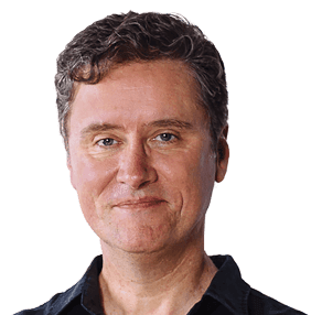 Author Q&A: Richard Fidler on Ghost Empire