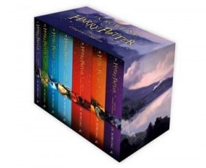 Harry Potter Paperback Boxed Set : The Complete Collection