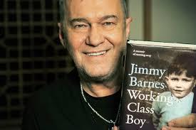 Caroline Overington talks Working Class Boy by Jimmy Barnes