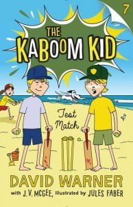 Test Match (The Kaboom Kid #7)