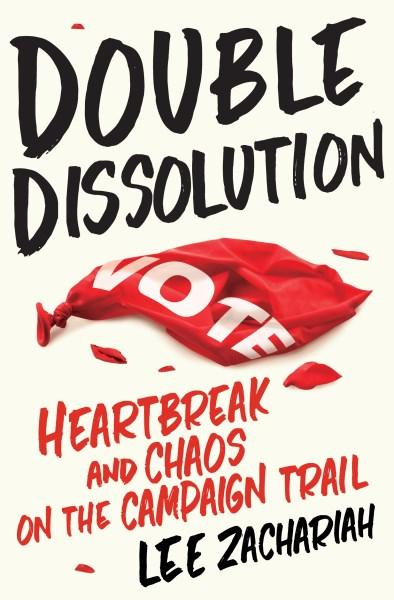 Author Q&A: Lee Zachariah on Double Dissolution