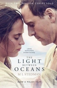 The Light Between Oceans (film tie in)
