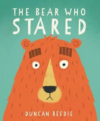 GIVEAWAY: The Bear Who Stared