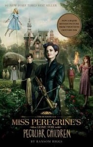 Miss Peregrine's Home for Peculiar Children (Film tie in)