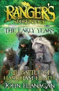 The Battle of Hackham Heath (Ranger's Apprentice The Early Years #2)