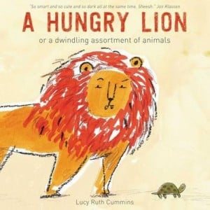 A Hungry Lion