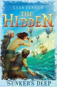 Sunker's Deep (The Hidden #2)