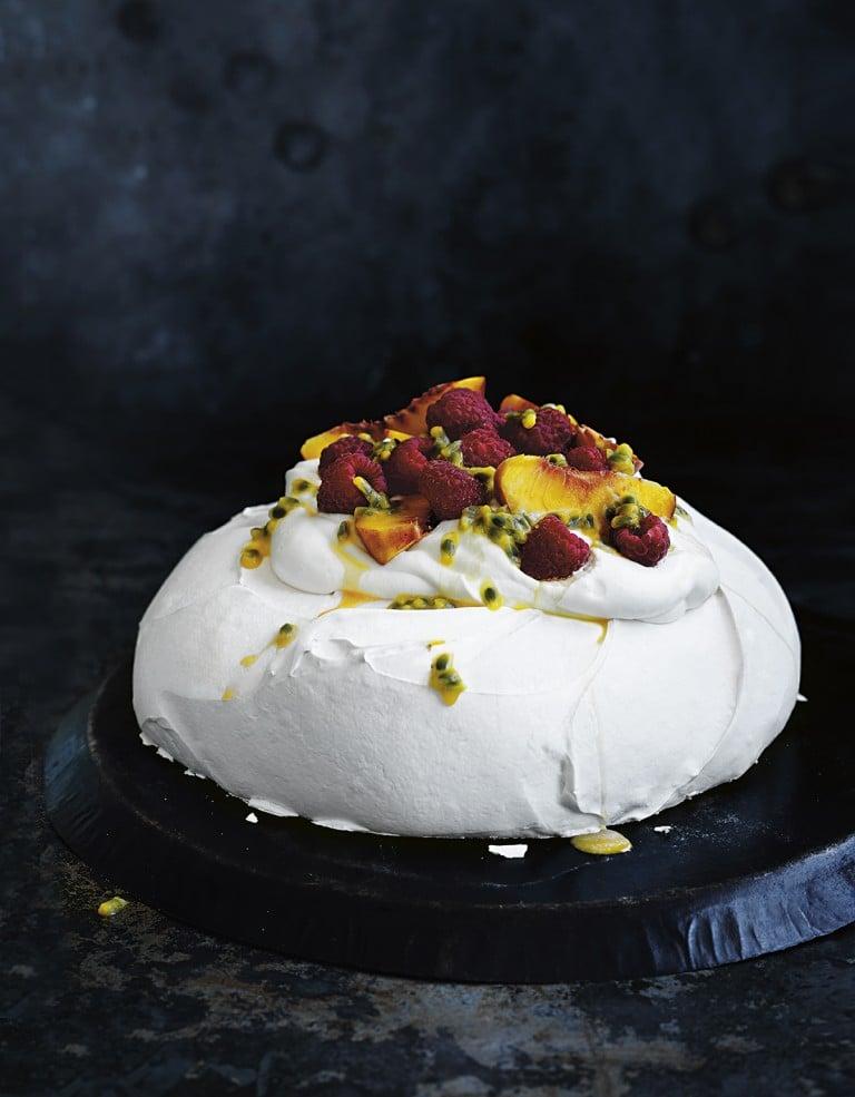 Free Recipe: The Perfect Pavlova from Donna Hay's Basics to Brilliance