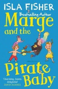 Marge and the Pirate Baby (Marge #2)