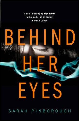 Book of the Week: Behind Her Eyes by Sarah Pinborough